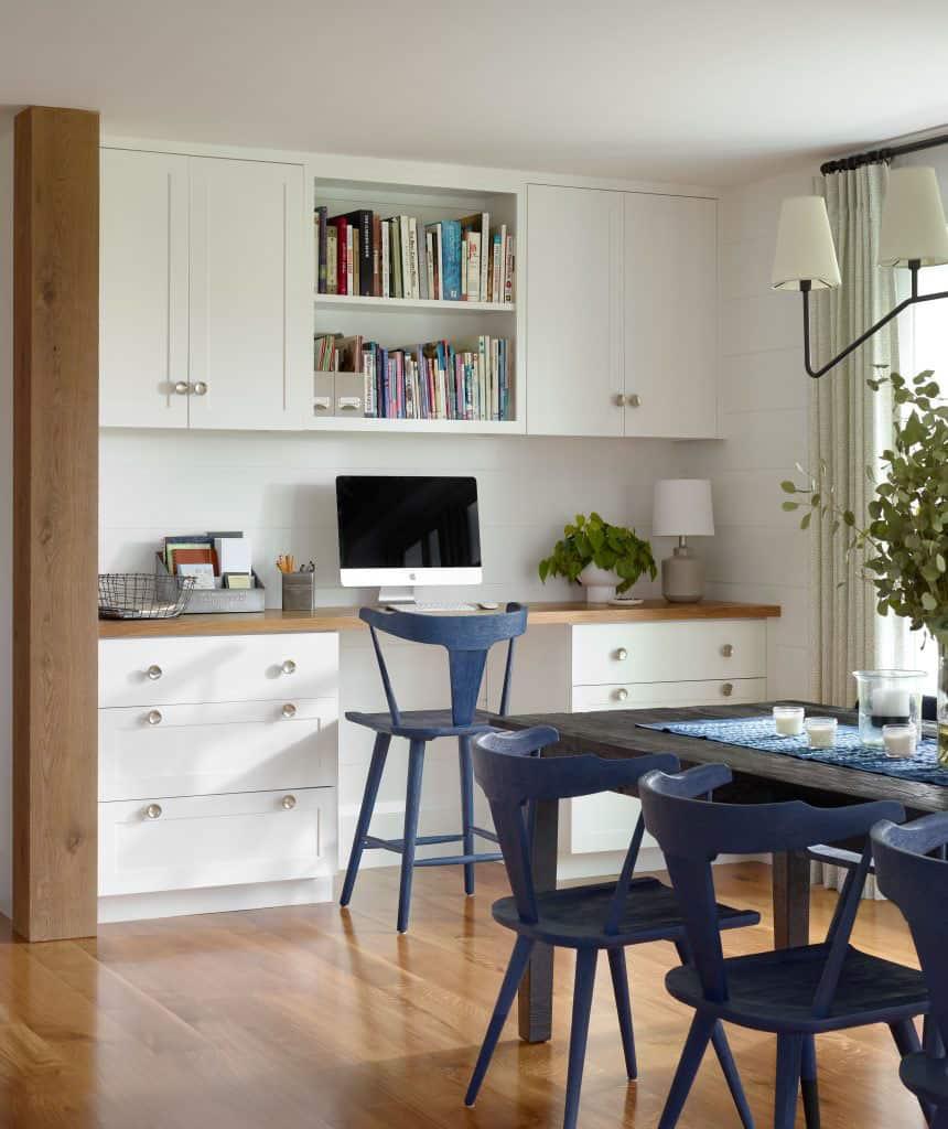 nova-engleska-moderna-seoska kuća-kućni ured