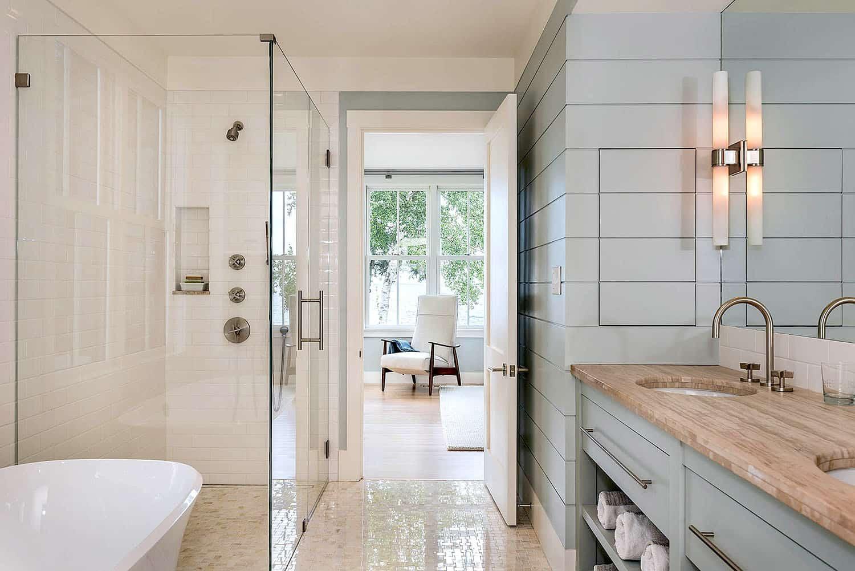 kupaonica u stilu plaže