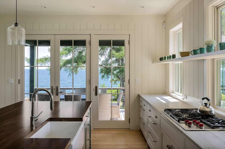 kuhinja u stilu plaže