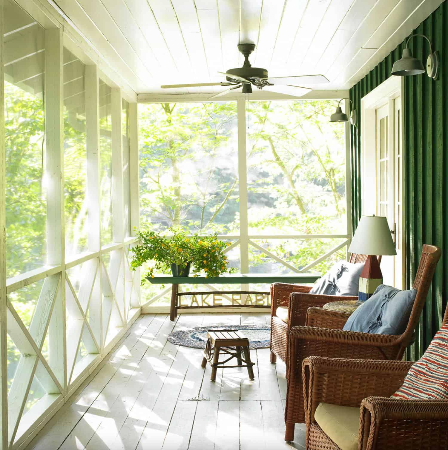 zaslon-trijem-dizajn-jezero-vikendica