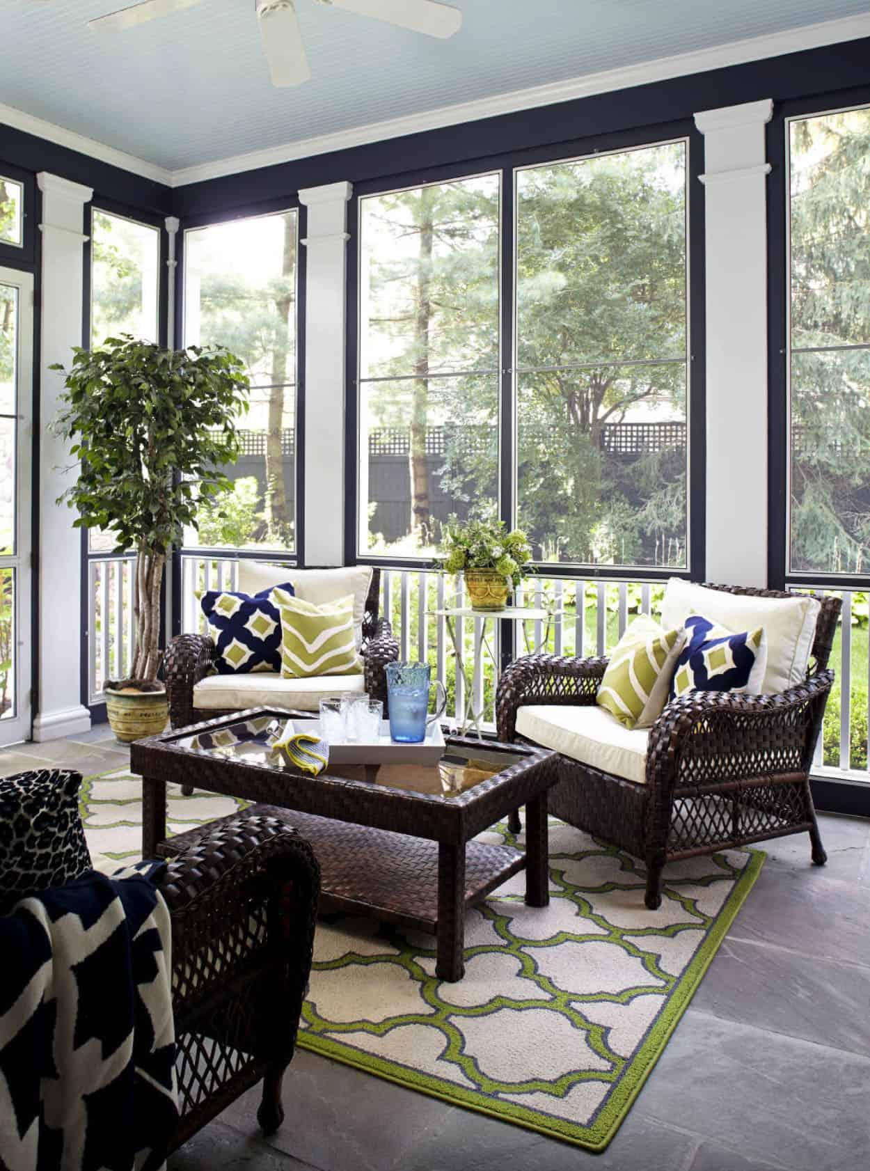 elegantan dizajn zaslona-trijema