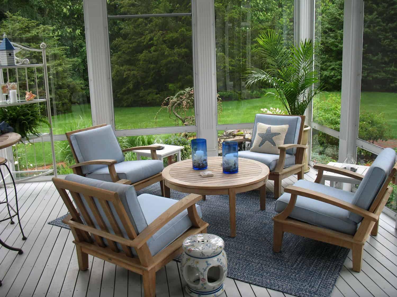 zaslon-trijem-dizajn-šuma-pogled