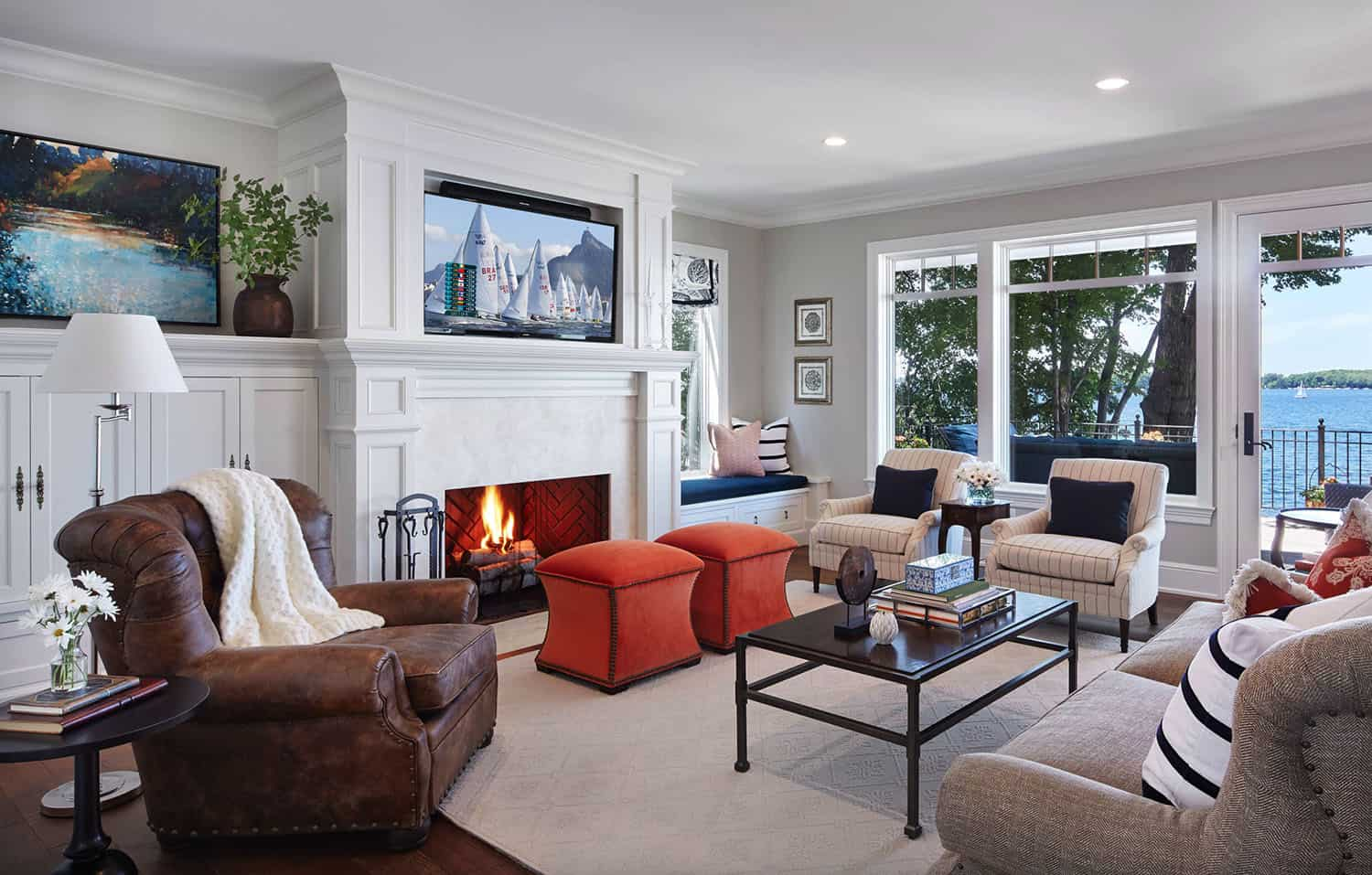refined-lakeshore-cottage-living-room