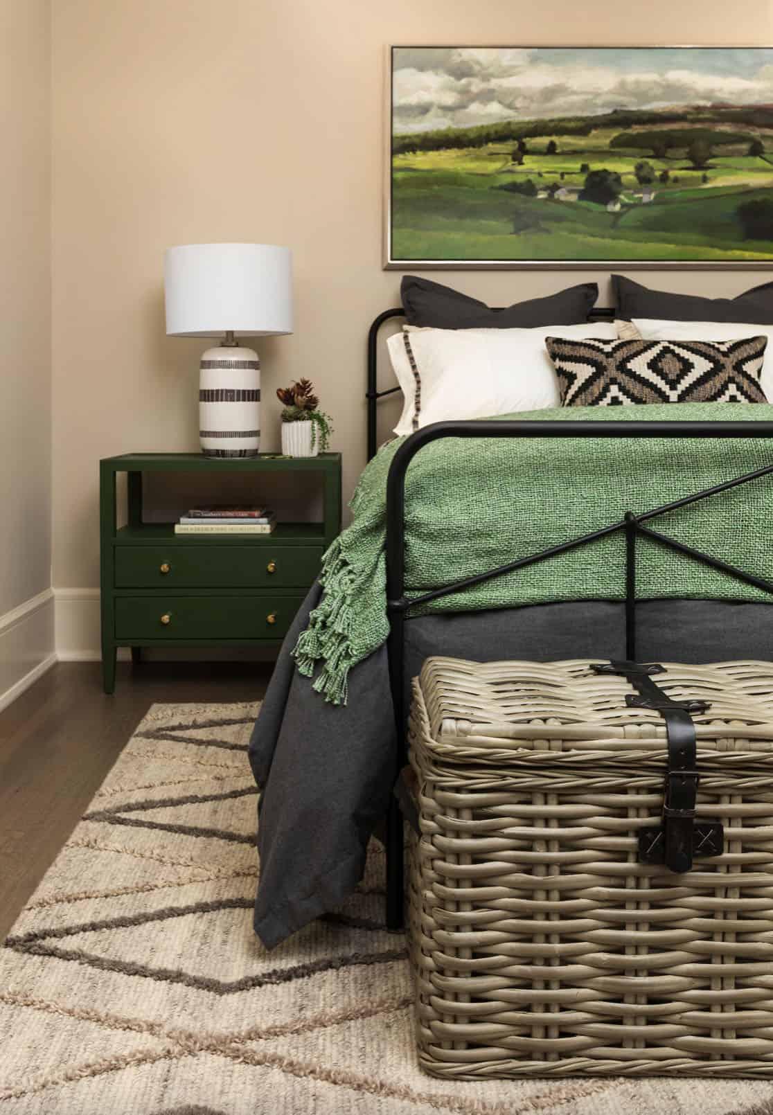 european-style-bedroom