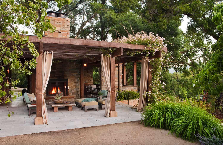 pergola-covered-living-room-pool-pavilion