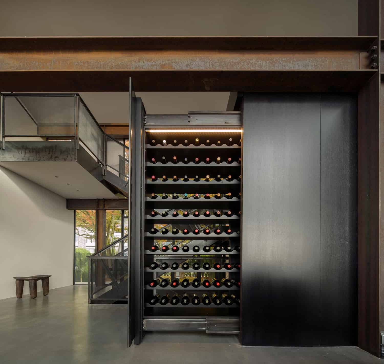 contemporary-urban-wine-cellar
