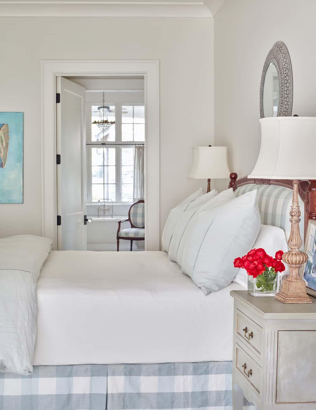 spavaća soba u europskom stilu