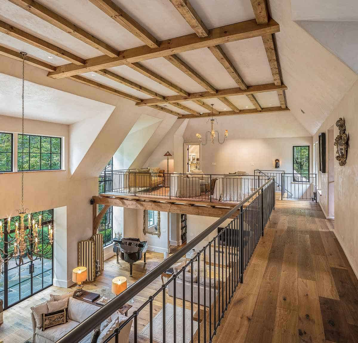 french-country-hall