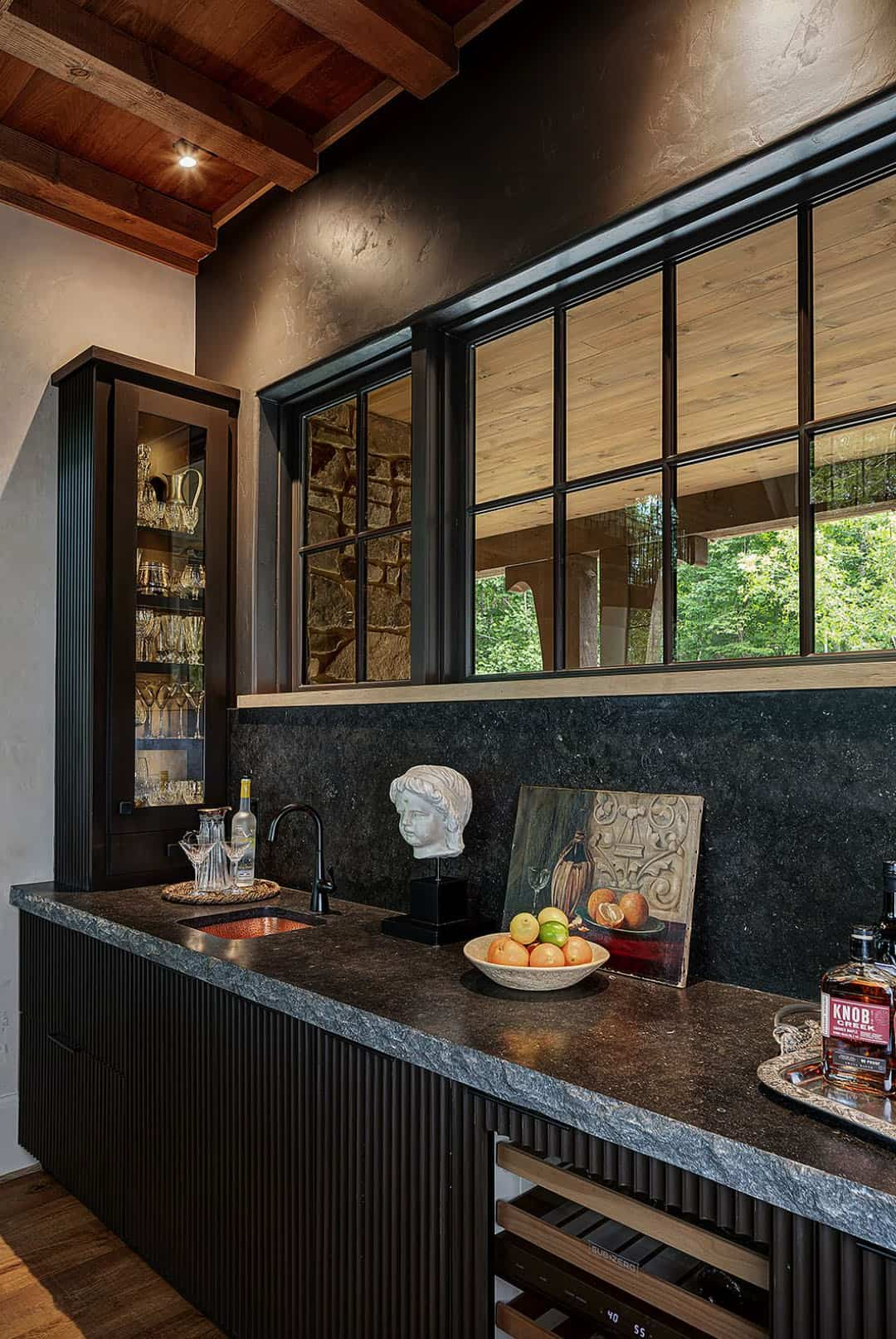 french-country-home-bar