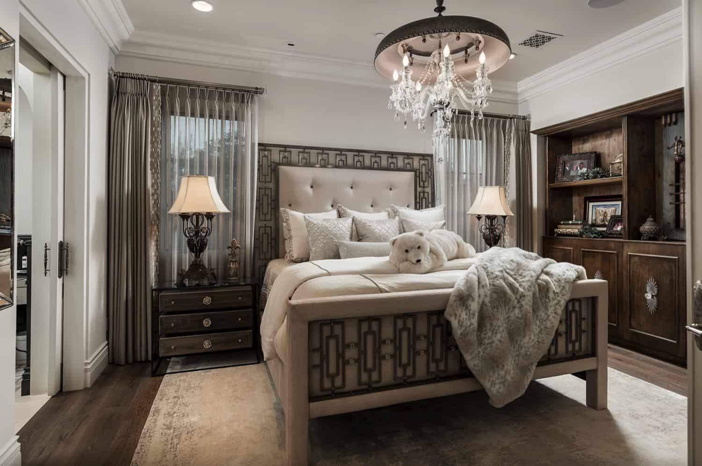 otrcana-šik-stilska-spavaća soba