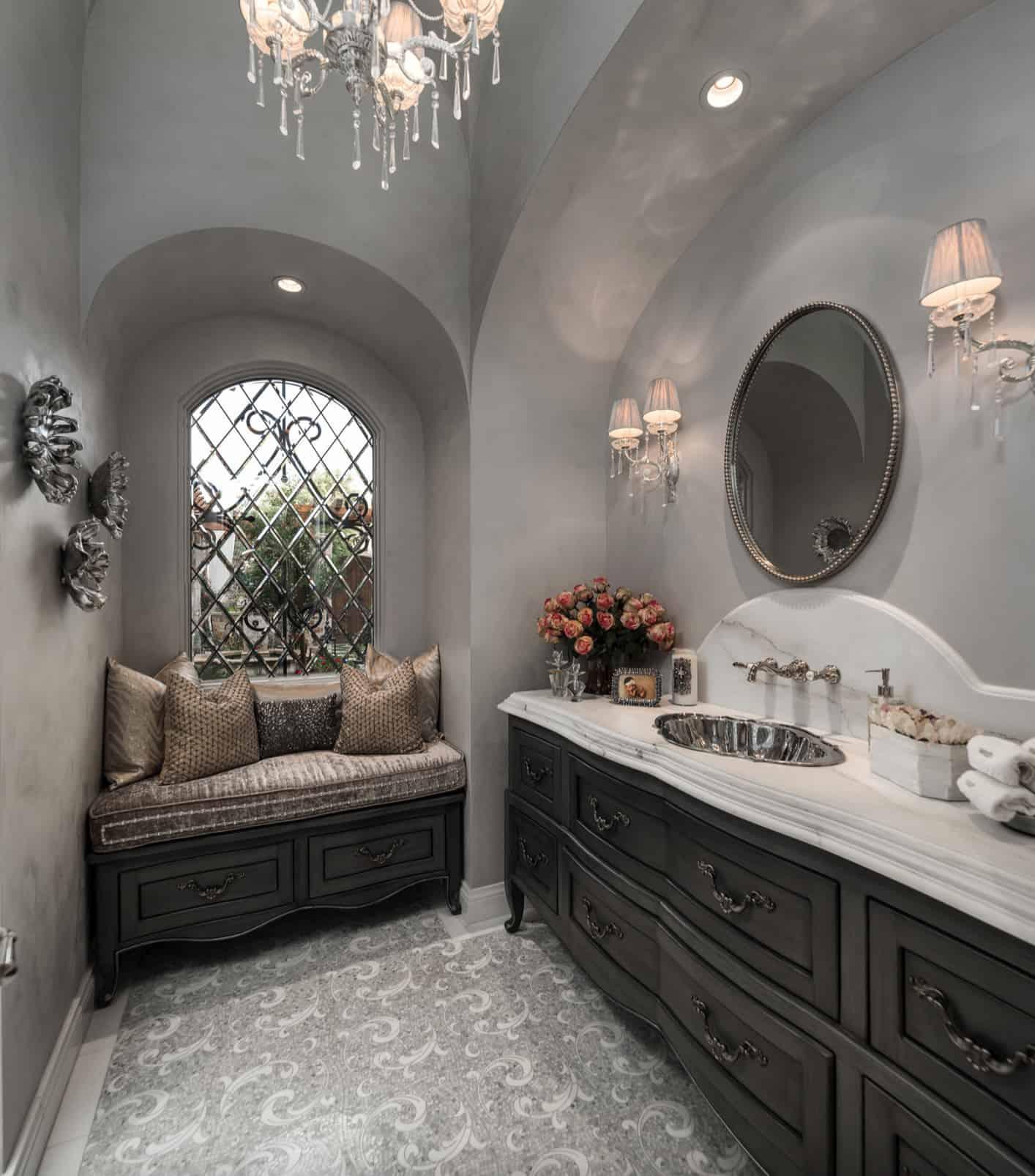 shabby-chic-style-powder-room