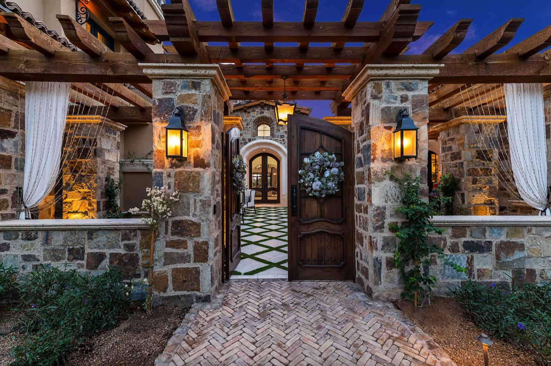 french-villa-wood-gate-entrance