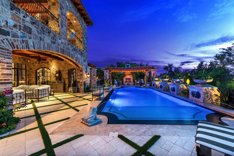 french-villa-pool