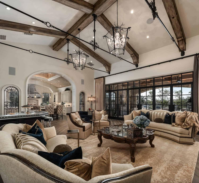 mediterranean-style-living-room