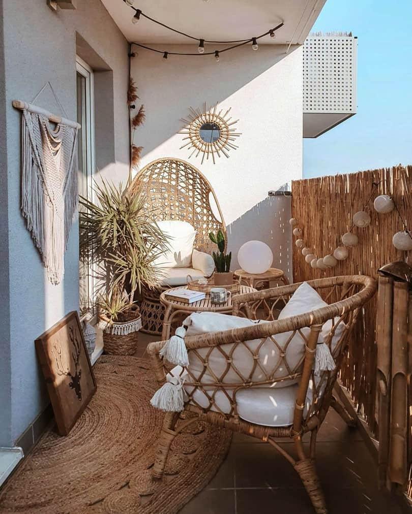 bohemian-style-balcony-decor