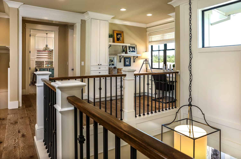 farmhouse-staircase-hall-landing