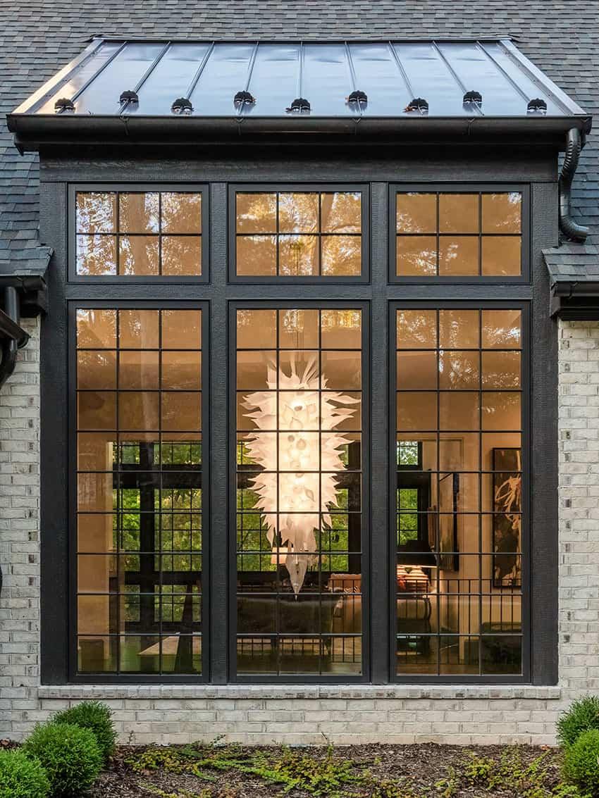 French-contemporary-home-exterior