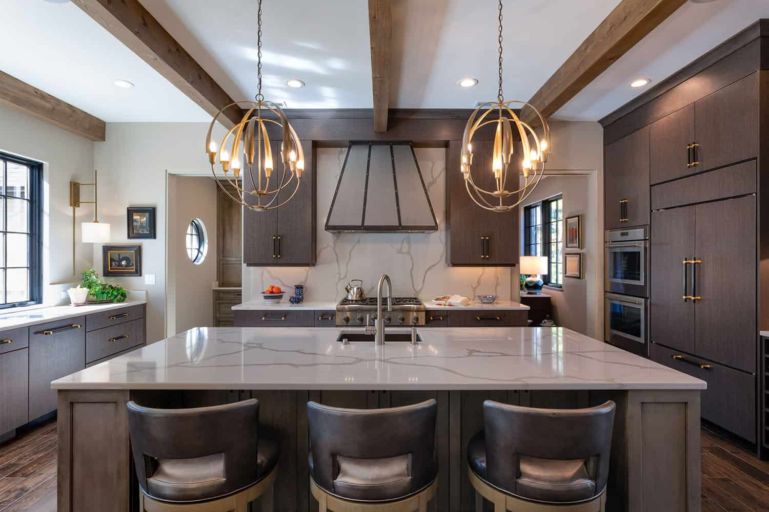 French-contemporary-kitchen