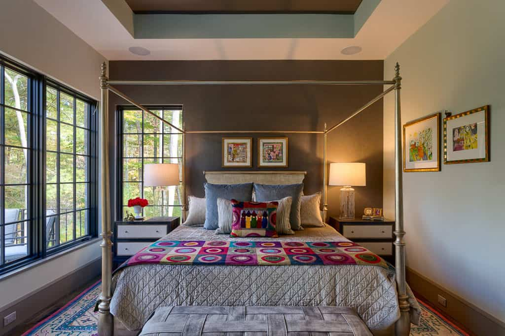 Francusko-suvremena-spavaća soba