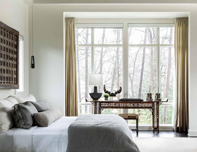 moderno-balijski stil-glavna spavaća soba