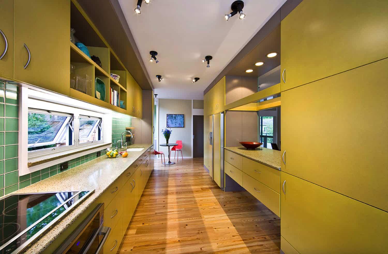 modernističko-kuhinjska