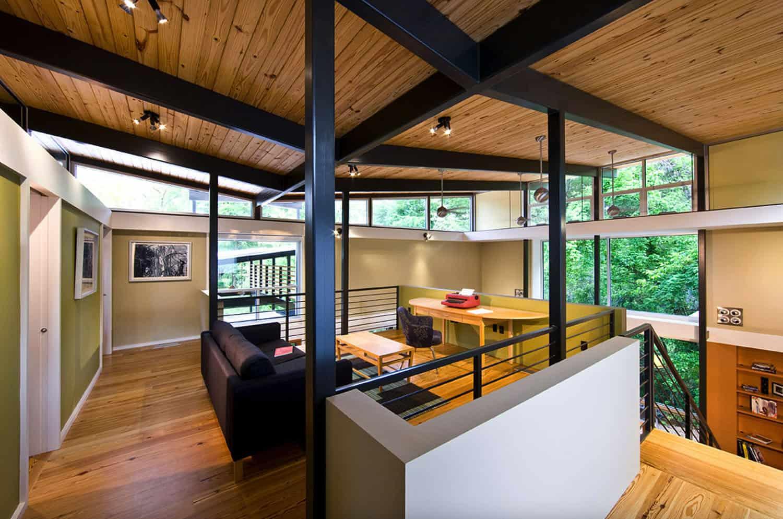 modernistička-obiteljska soba