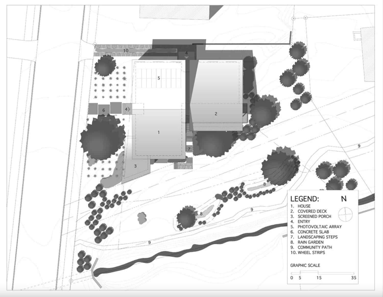 leed-platina-certificirana-modernistička-kuća-plan-mjesta