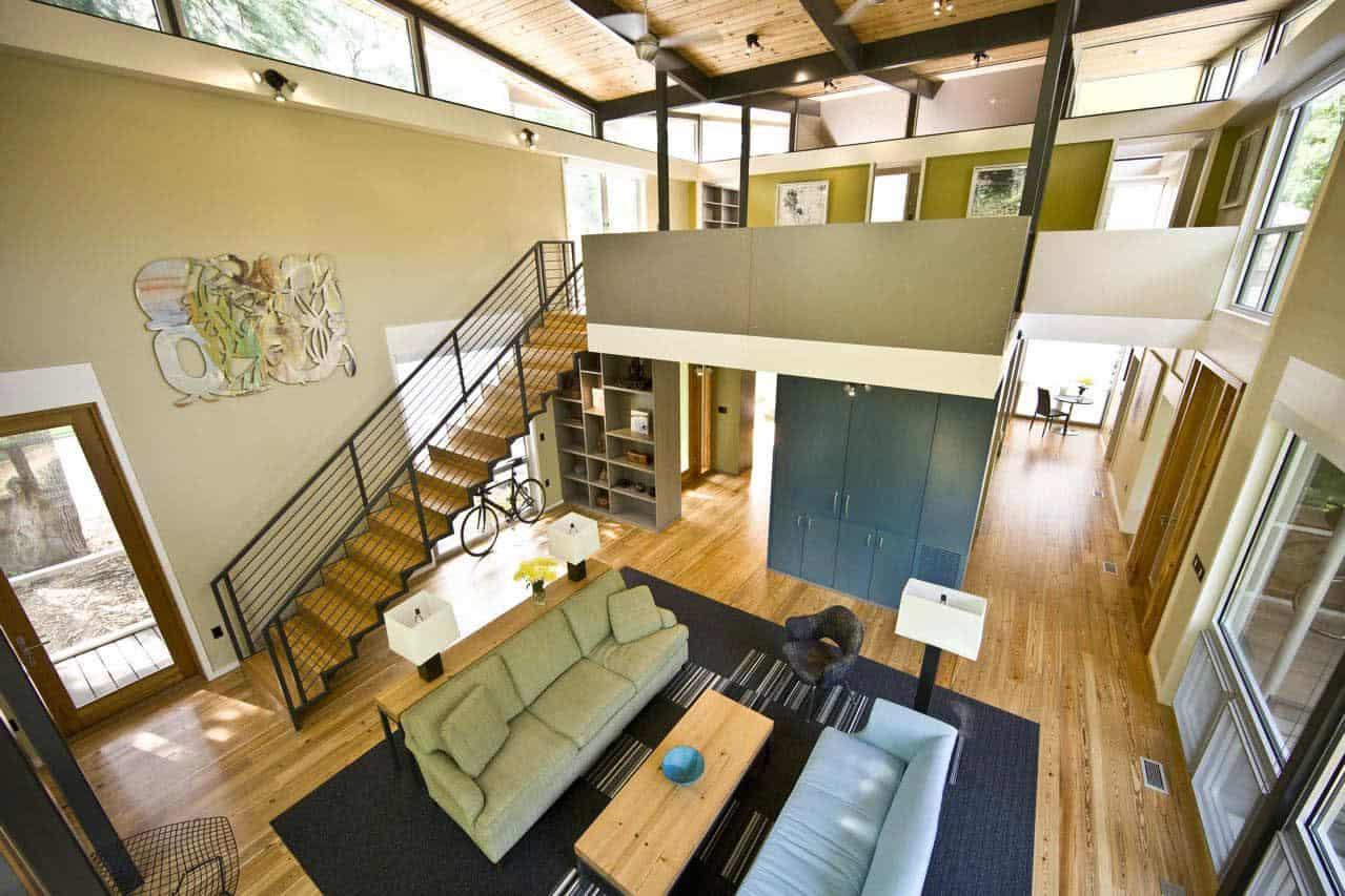 modernistička-dnevna soba