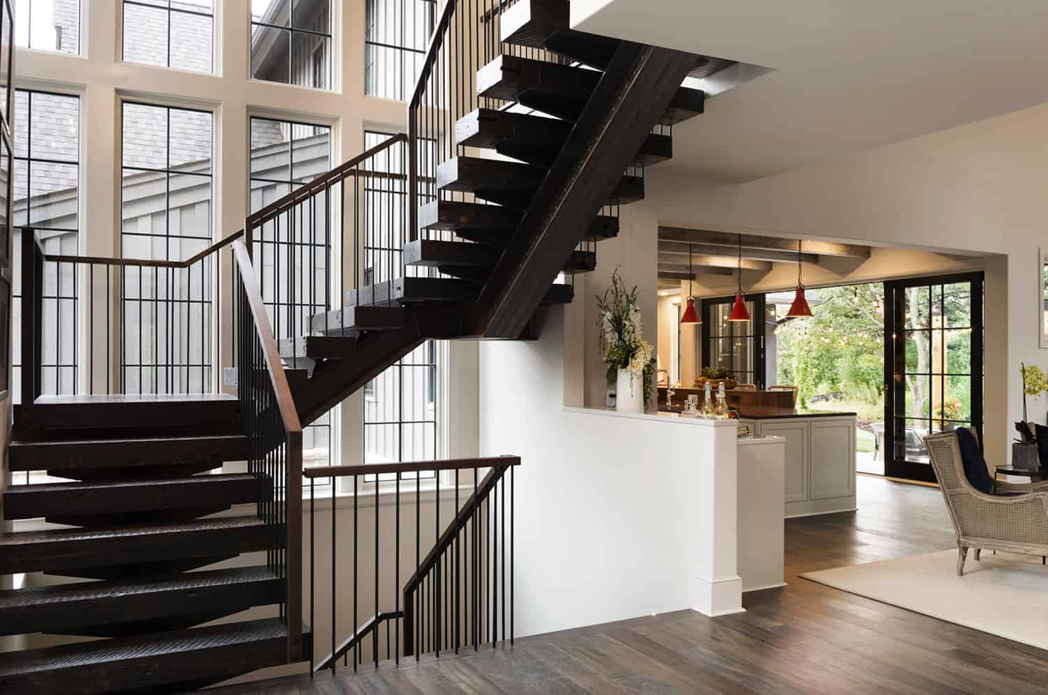 rustic-home-staircase