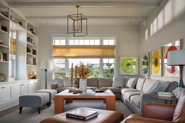 obiteljska soba u stilu plaže