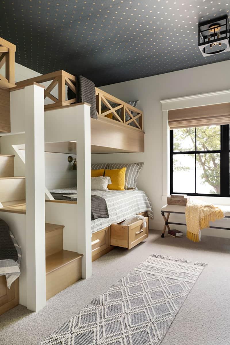 contemporary-bunk-room
