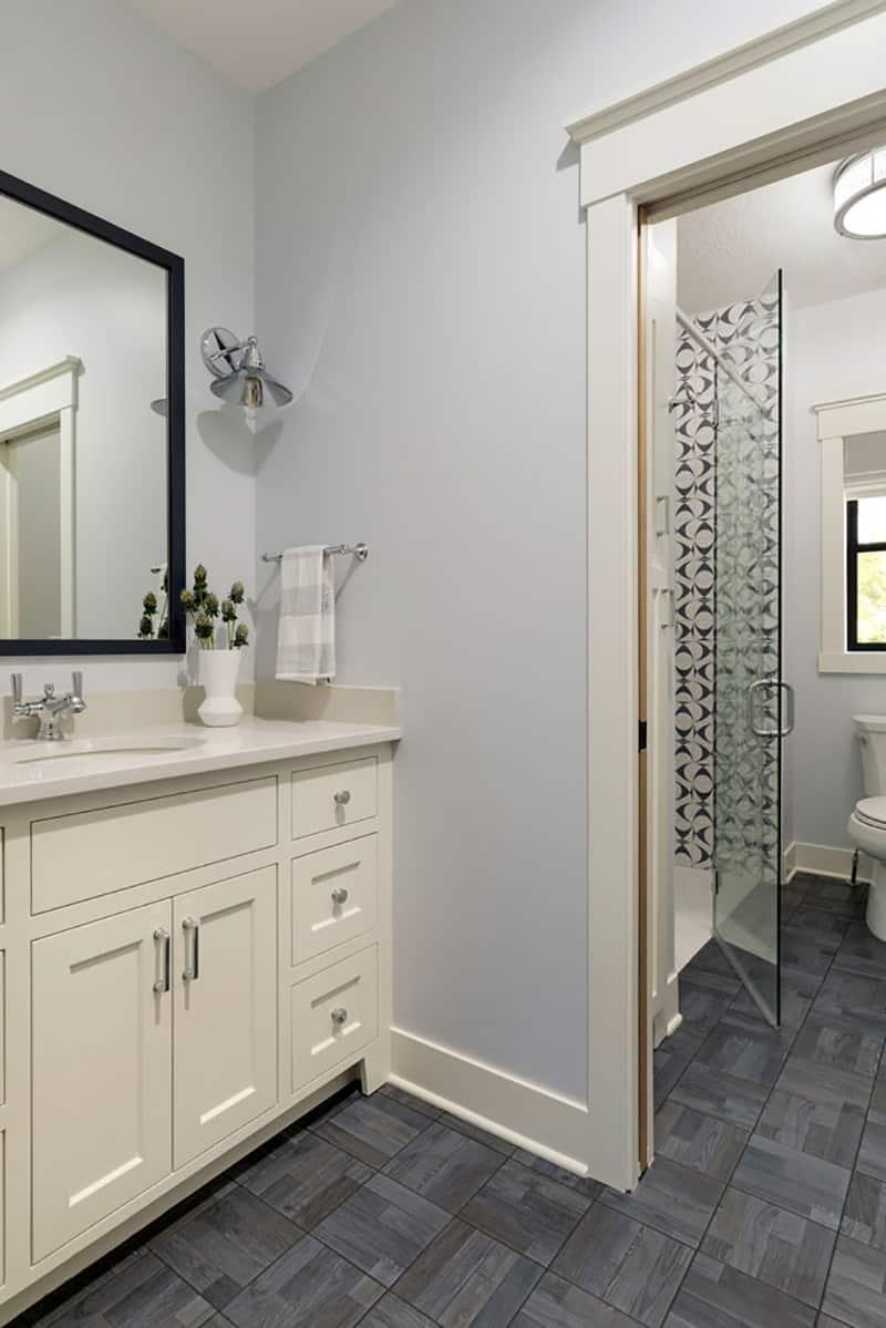 contemporary-guest-bath