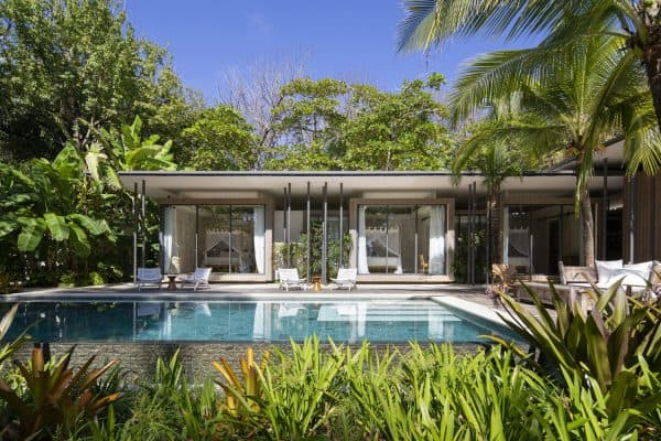 featured posts image for A beach house hideaway immersed in the Costa Rican jungle