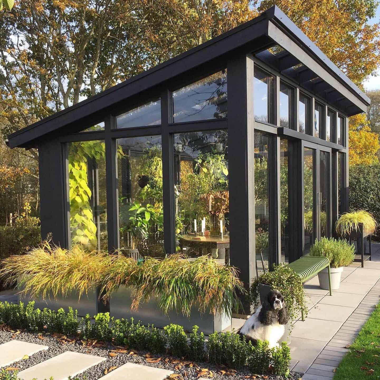 backyard-greenhouse-idea