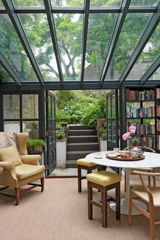 solarium-library-design