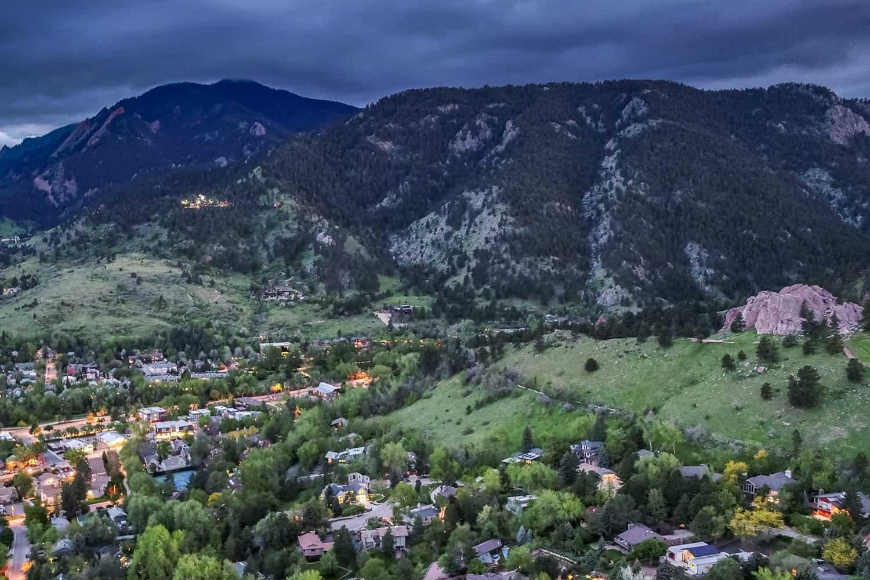 contemporary-mountain-home-aerial-view