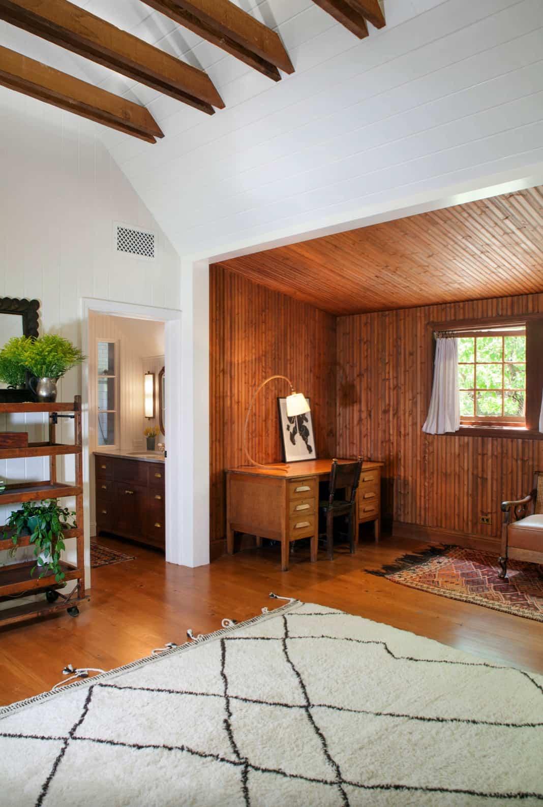 seoska kuća-spavaća soba