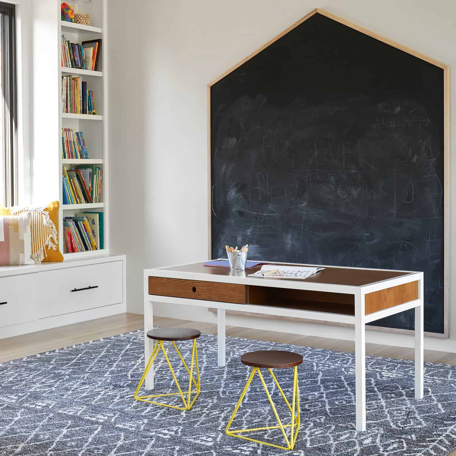 transitional-style-home-office