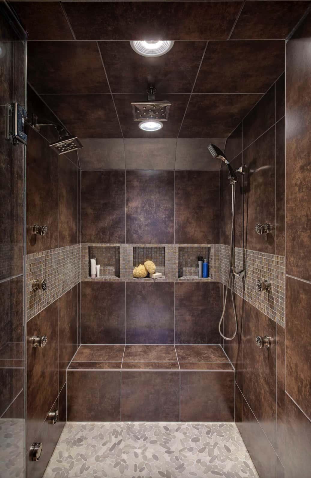 luxurious-steam-shower