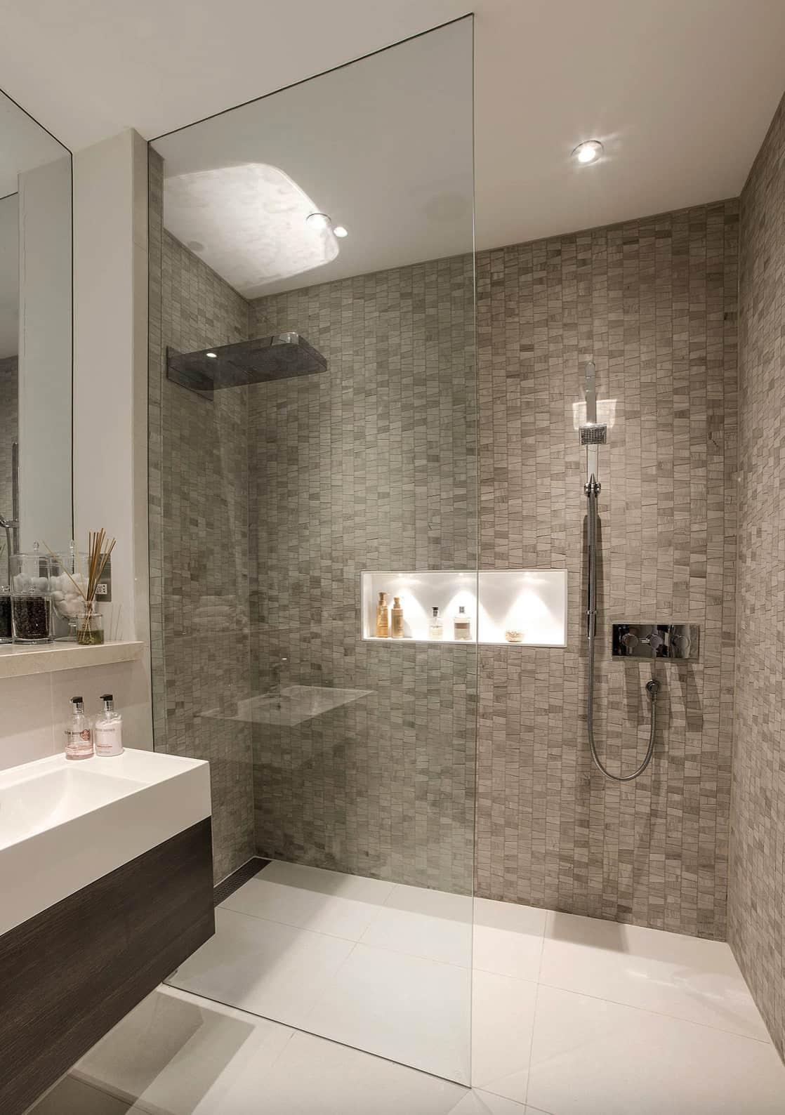 luxurious-basement-shower-room
