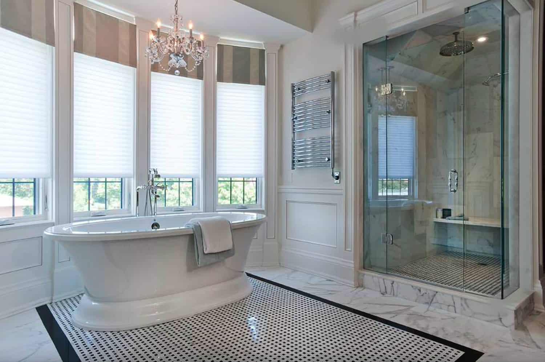 elegant-marble-shower