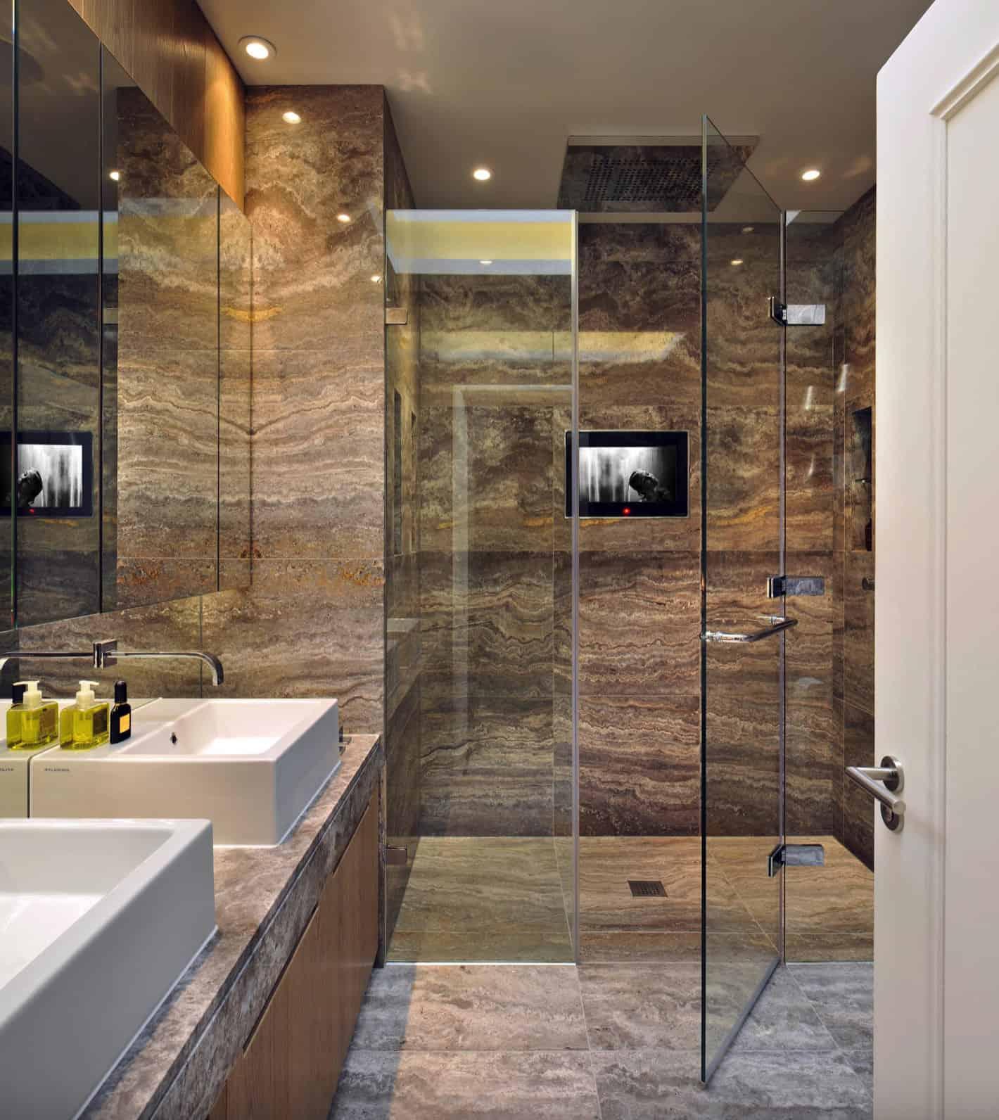 luxurious-walk-in-shower