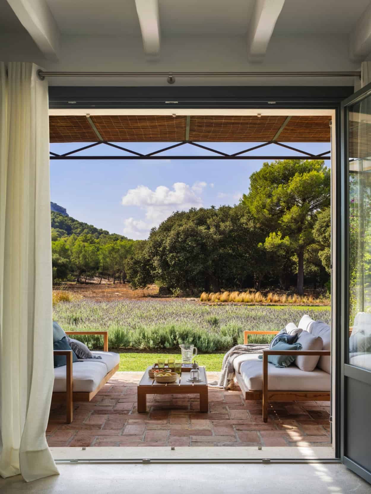 mediterranean-style-doors-to-patio