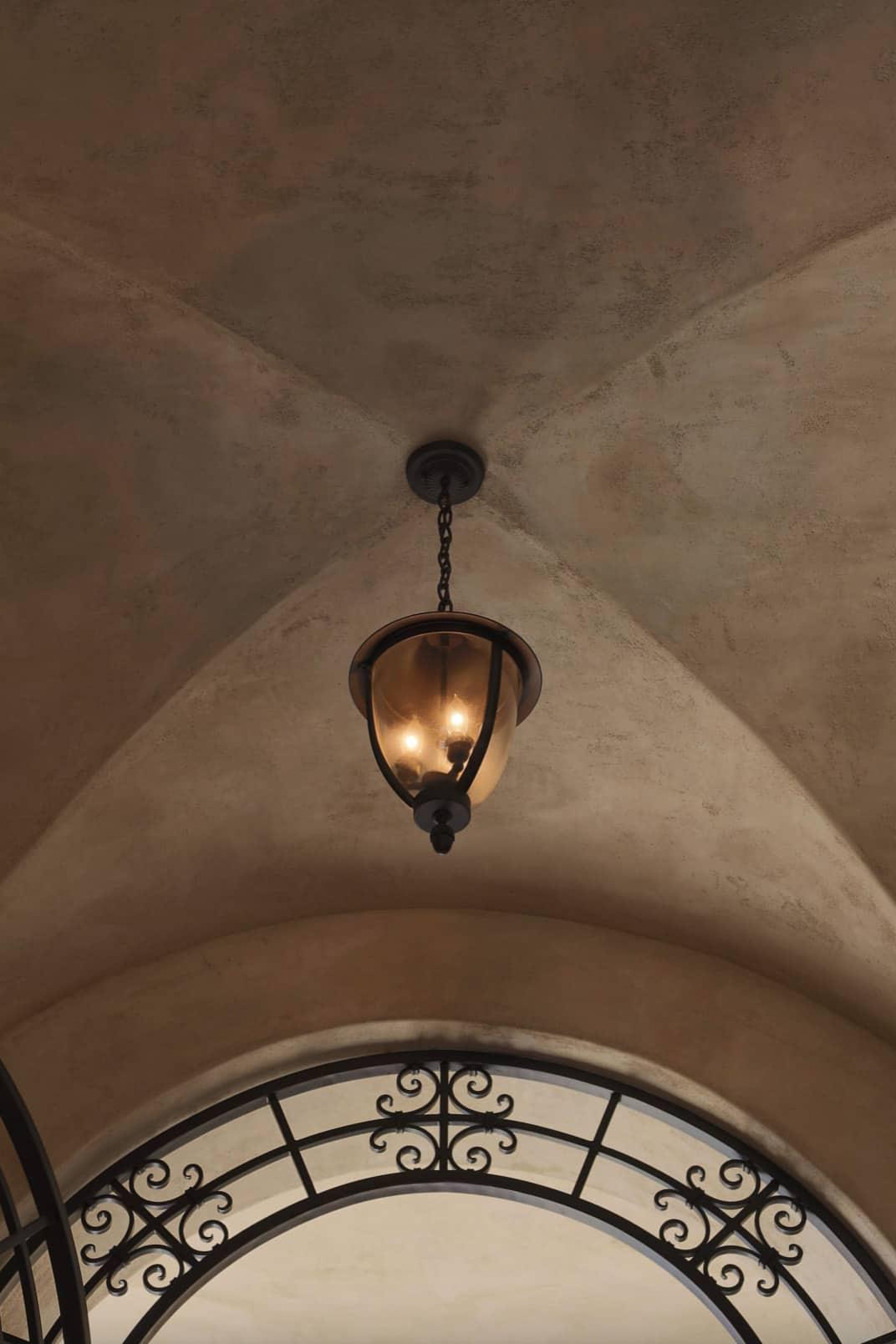 romanička-vila-strop-detalj