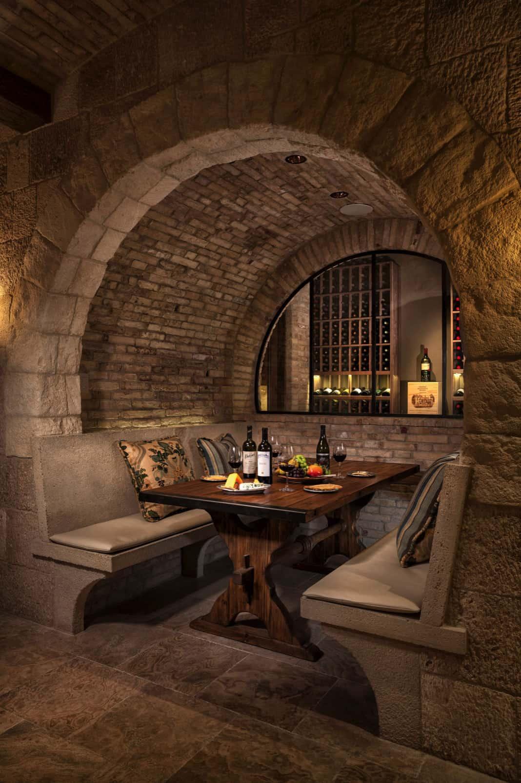 mediteransko-vinski podrum