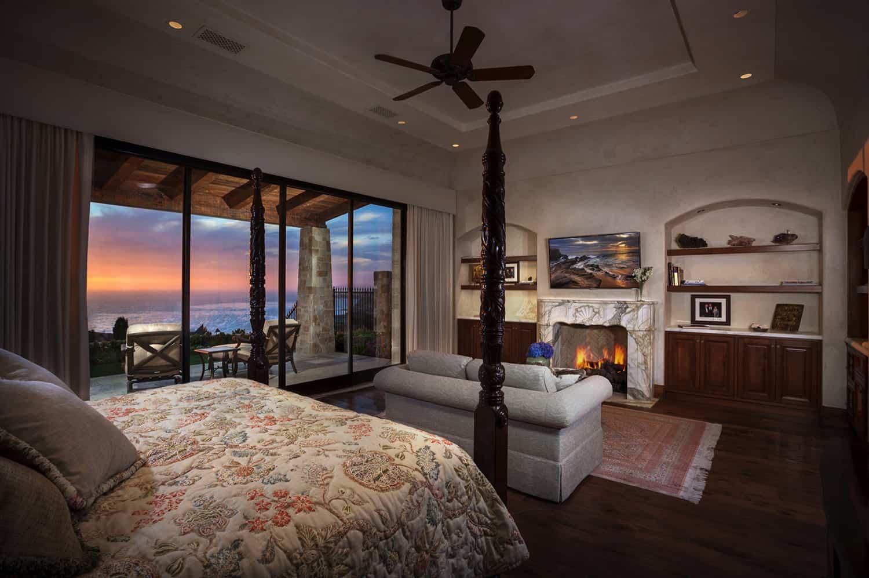 romanička-vila-spavaća soba