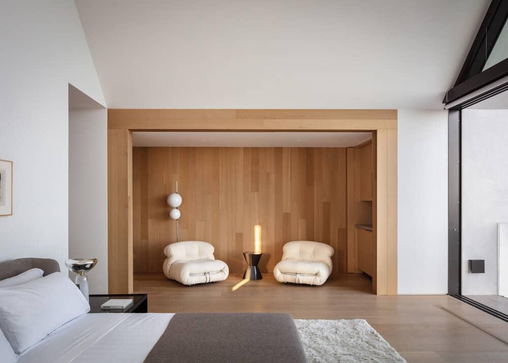 minimalističko-spavaća soba