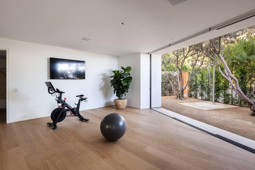 minimalistički-home-gym