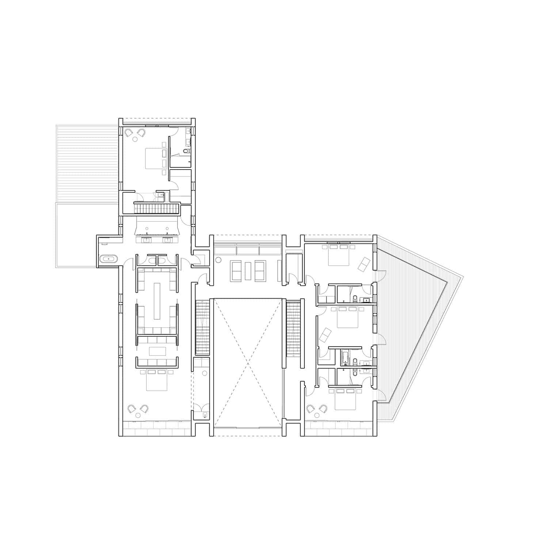 minimalistički-tlocrt kuće