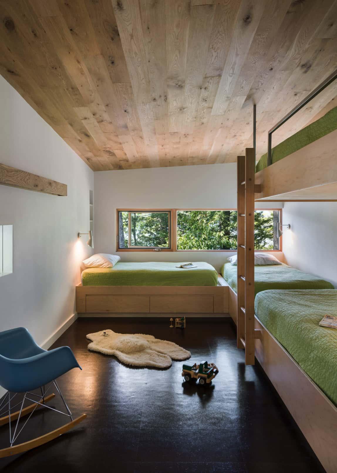 suvremena-spavaća soba na kat
